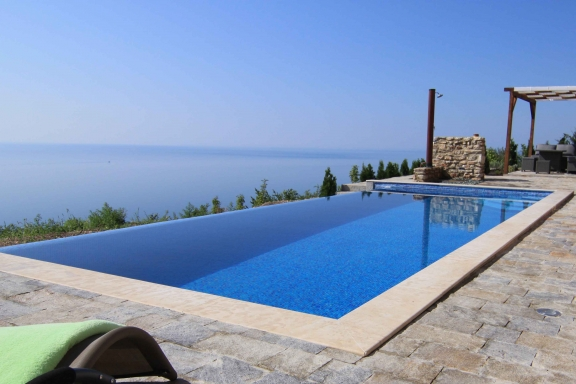 Luxury Villa Sea Scape with amazing sea views and infinity pool
